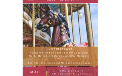 Einladung den Kirmessonntag in Lebach zu genießen