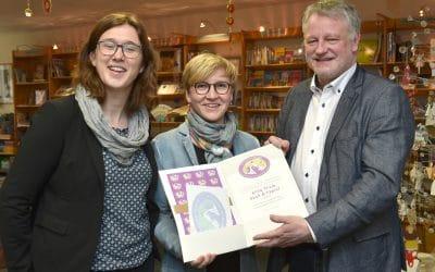 Auszeichnung: Buchhandlungen engagieren sich in der Leseförderung