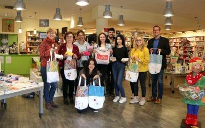 BBZ – Neue Kollektion 2019 der handgefertigten Stofftaschen erhältlich