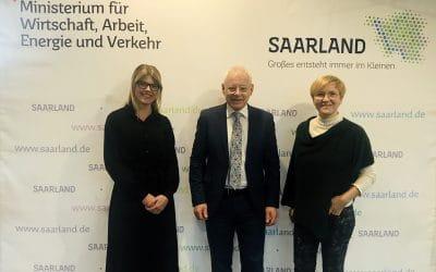 """Vier saarländische Unternehmerinnen zu """"Vorbild-Unternehmerinnen"""" ernannt"""