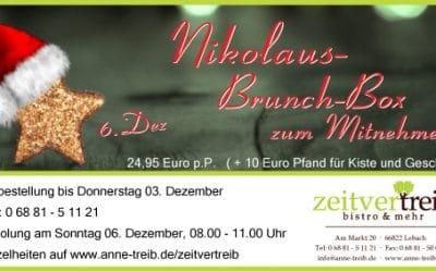 Nikolaus-Brunch-Box zum Mitnehmen – 06.12.2020