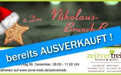 AUSVERKAUFT – Nikolaus-Brunch-Box zum Mitnehmen – 06.12.2020