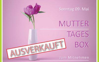 MutterTagesBox – 09. Mai 2021