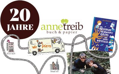 Bustour mit Lesung zum Jubiläum – 08.10.2021